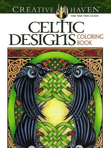9780486803104: Creative Haven Celtic Designs Coloring Book (Adult Coloring)