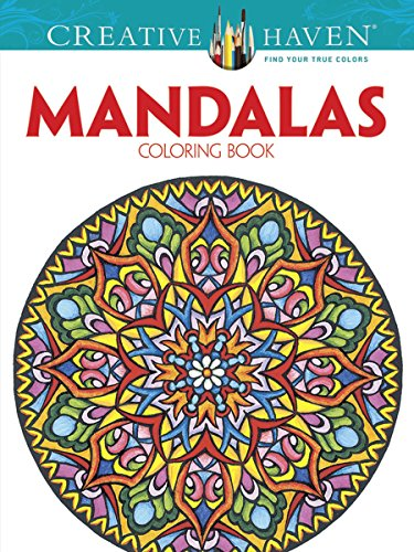 9780486803524: Creative Haven Mandalas Collection Coloring Book (Adult Coloring)