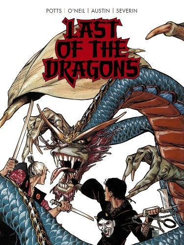 9780486803579: Last of the Dragons (Dover Graphic Novels)