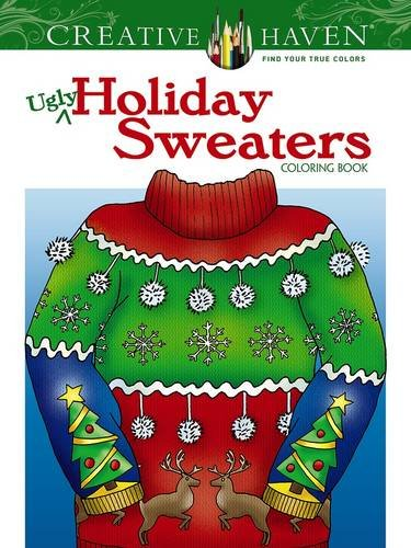 9780486803777: Ugly Holiday Sweaters Coloring Book