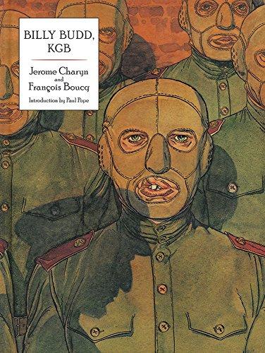9780486803913: Billy Budd, KGB (Dover Graphic Novels)