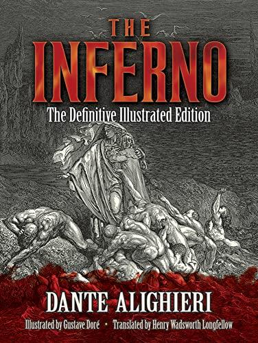 Inferno: The Definitive Illustrated Edition (Paperback): Dante Alighieri