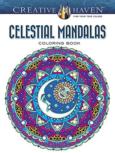 9780486804804: Creative Haven Celestial Mandalas Coloring Book (Dover Publications Inc)