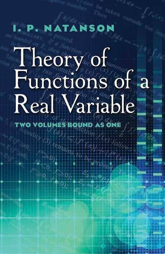 9780486806433: Theory of Functions of a Real Variable (Dover Books on Mathematics)