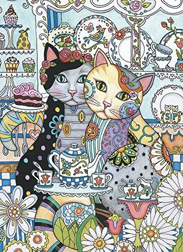 9780486807119: Creative Cats Notebook
