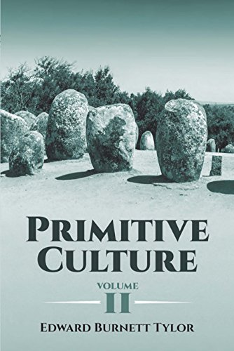 9780486807515: Primitive Culture, Volume II (Dover Books on Anthropology and Folklore)
