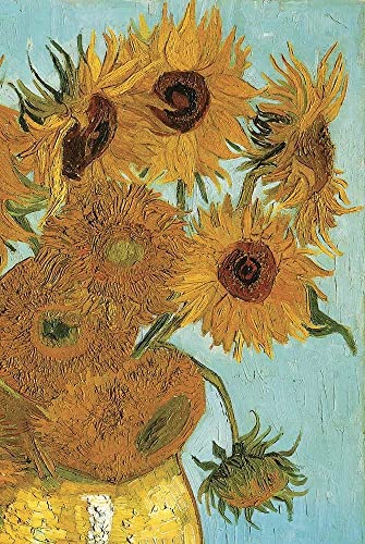 Van Gogh's Sunflowers Notebook (Dover Little Activity: Van Gogh, Vincent