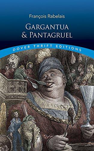 9780486808338: Gargantua and Pantagruel (Dover Thrift Editions)