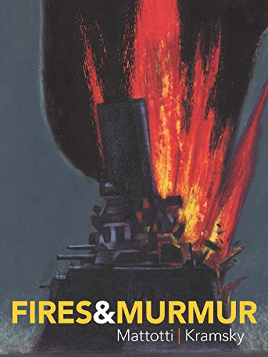 9780486808406: Fires & Murmur (Dover Graphic Novels)