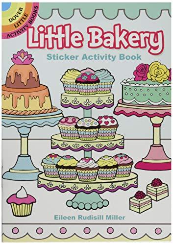 9780486809472: Little Bakery Sticker Activity Book (Dover Little Activity Books Stickers)