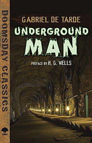 9780486810614: Underground Man (Dover Doomsday Classics)