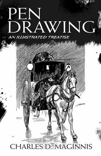 9780486810751: Pen Drawing: An Illustrated Treatise