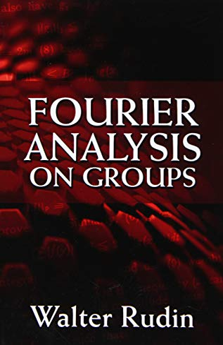 9780486813653: Fourier Analysis on Groups (Dover Books on Mathematics)