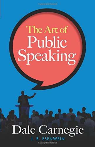 9780486814155: The Art of Public Speaking