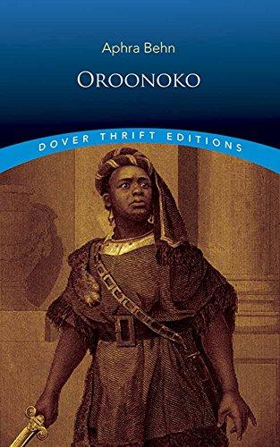9780486814834: Oroonoko (Dover Thrift Editions)