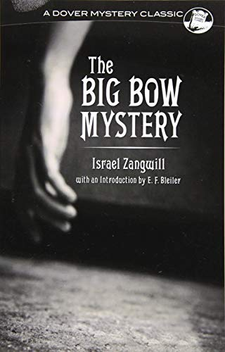9780486814858: The Big Bow Mystery (Dover Mystery Classics)