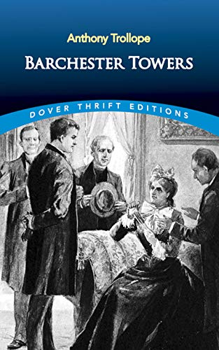 9780486815770: Barchester Towers (Dover Thrift Editions)