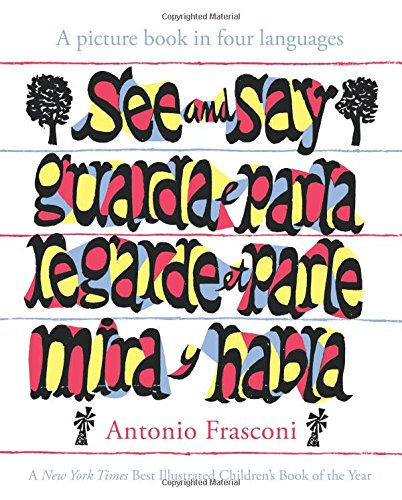 9780486816470: See and Say: A picture book in four languages