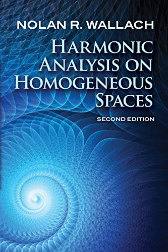9780486816920: Harmonic Analysis on Homogeneous Spaces (Dover Books on Mathematics)