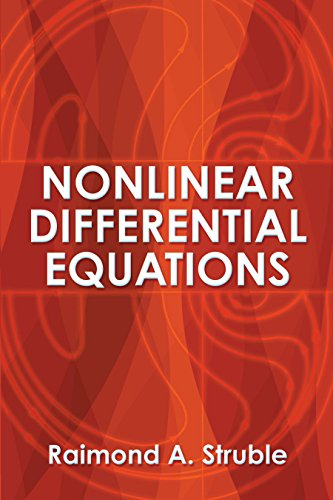 9780486817545: Nonlinear Differential Equations (Dover Books on Mathematics)