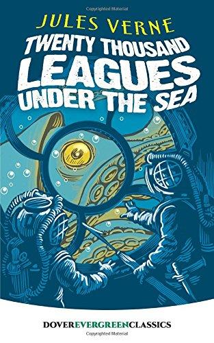 9780486817941: Twenty Thousand Leagues Under the Sea (Evergreen Classics)