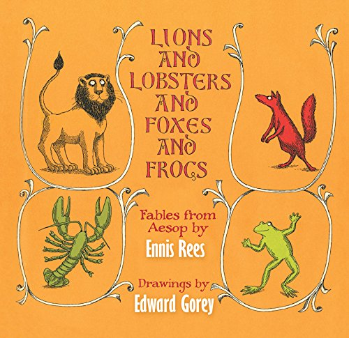 Lions and Lobsters and Foxes and Frogs: Rees, Ennis