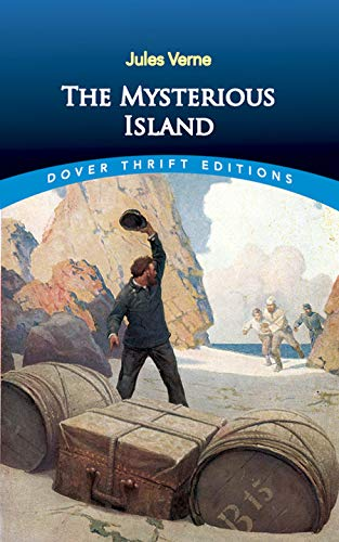 9780486820392: The Mysterious Island (Dover Thrift Editions)