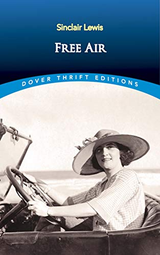 Free Air (Dover Thrift Editions): Lewis, Sinclair