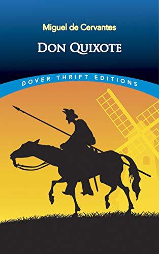 9780486821955: Don Quixote (Dover Thrift Editions)