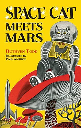 Space Cat Meets Mars: Todd, Ruthven