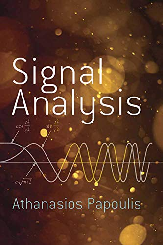 9780486823829: Signal Analysis (Dover Books on Electrical Engineering)