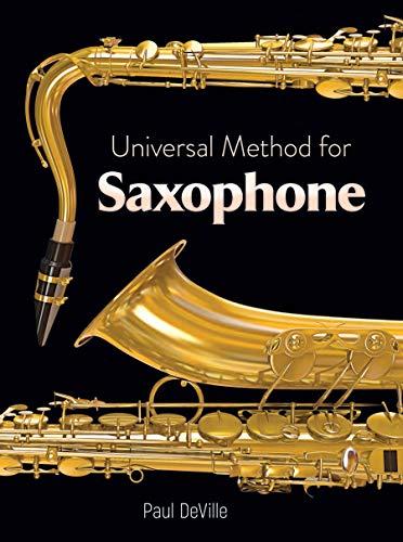 9780486823942: Universal Method for Saxophone