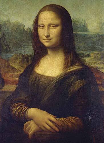 Mona Lisa Notebook (Paperback): Leonardo da Vinci