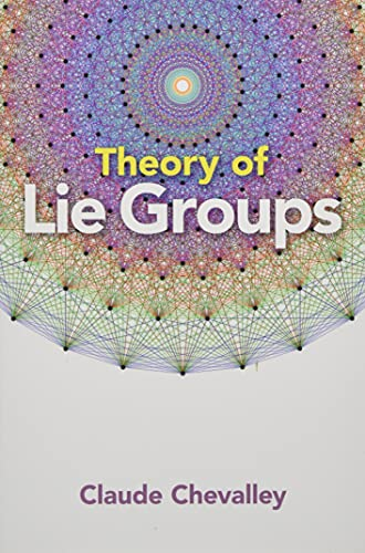 9780486824536: Theory of Lie Groups (Dover Books on Mathematics)