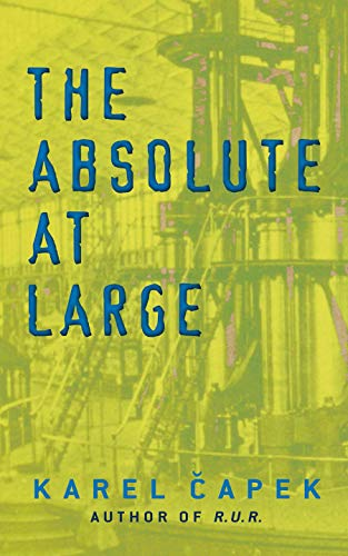 9780486834085: The Absolute at Large