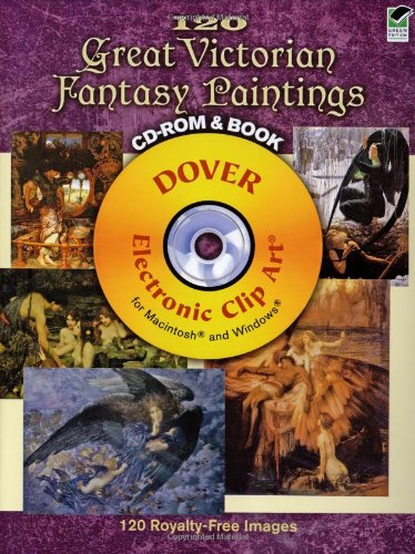 9780486990040: 120 Great Victorian Fantasy Paintings