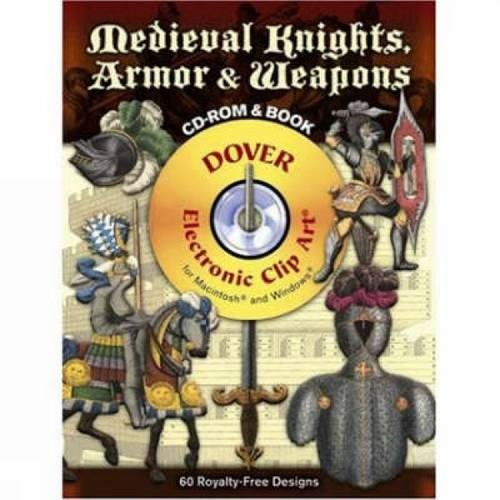 9780486990132: Medieval Knights, Armor & Weapons