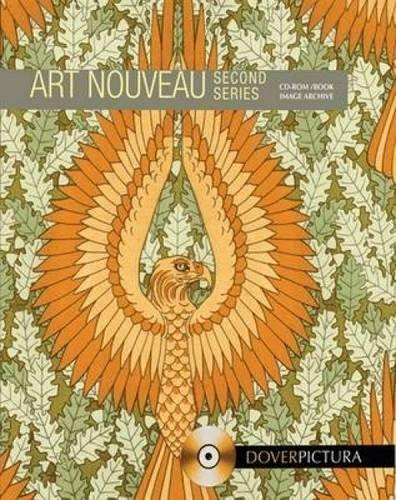 9780486990262: Art Nouveau: Second Series (Dover Pictura Electronic Clip Art)