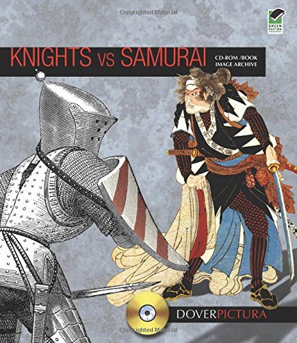 9780486990323: Knights vs Samurai