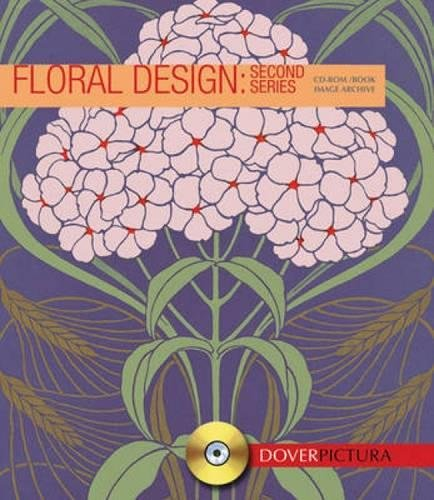 9780486990330: Floral Design: Second Series (Dover Pictura Electronic Clip Art)