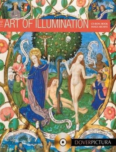 9780486990453: The Art of Illumination (Dover Pictura Electronic Clip Art)