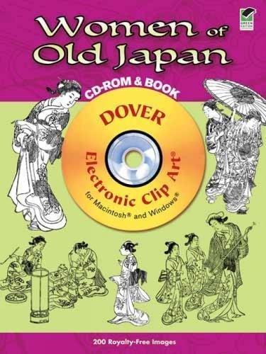 Women of Old Japan [With CDROM]: Kamisaka Sekka