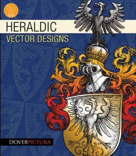 Heraldic Vector Designs (Paperback): Alan Weller