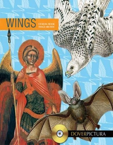Wings [With CDROM] (Paperback): Alan Weller