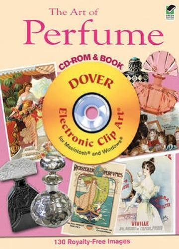 9780486990866: The Art of Perfume CD-ROM and Book (Dover Electronic Clip Art)