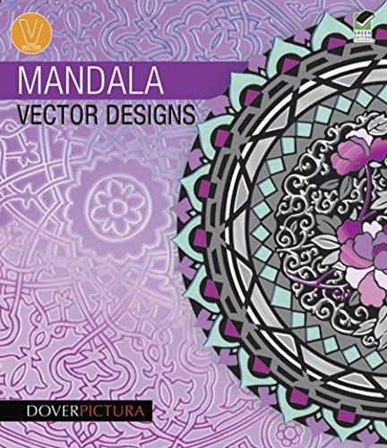 9780486991214: Mandala Vector Designs (Dover Pictura Electronic Clip Art)