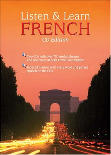 9780486996172: Listen & Learn French (CD Edition) (Dover Language Guides Listen and Learn)