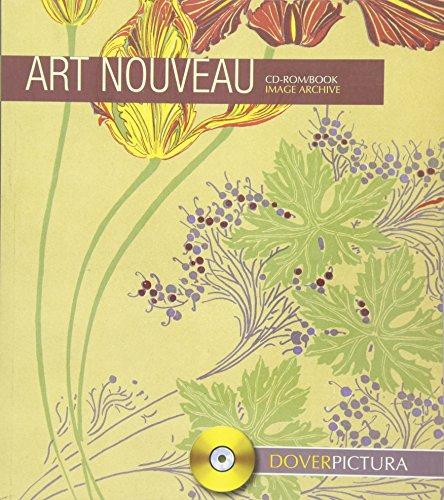 9780486996394: Art Nouveau (Dover Pictura Electronic Clip Art)