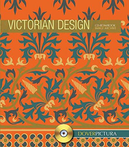 9780486996981: Victorian Design (Dover Pictura Electronic Clip Art)