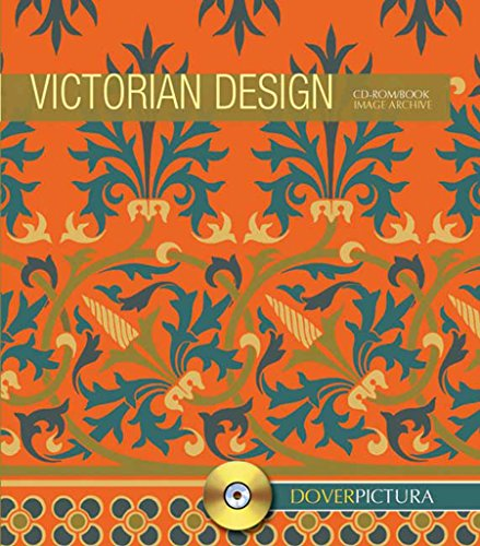 Victorian Design (Dover Pictura Electronic Clip Art) (0486996980) by Dover